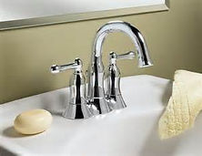 picture of a bathroom faucet