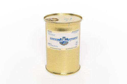 5 manchons de canard confits - 4/5 personnes (700g)