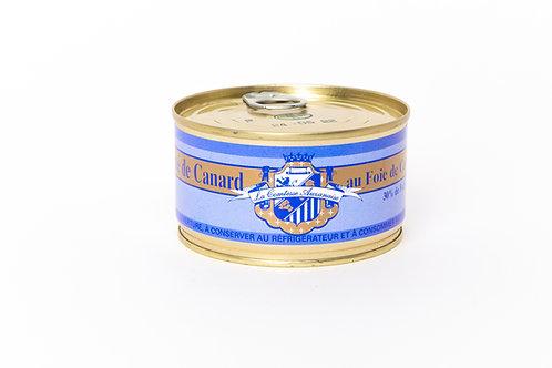 Pâté au foie de canard (30% Foie Gras) - 3/4 personnes (200g)
