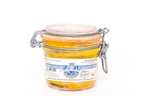 Foie Gras de Canard entier Mi-Cuit - 4 personnes (180g)