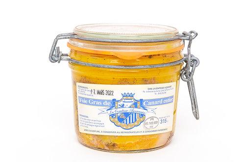 Foie Gras de Canard entier - 7 personnes (315g)