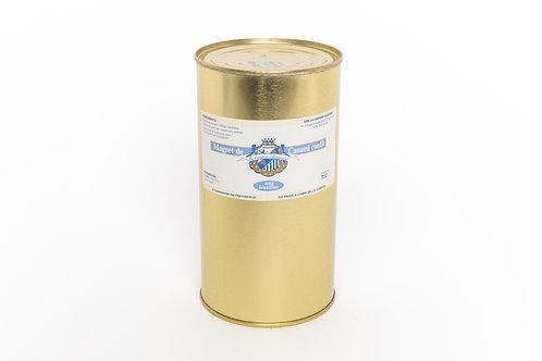 Magret de canard confit aux lentilles - 2 personnes (700g)
