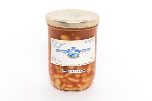 Haricots Tarbais cuisinés - 2/3 personnes (750g)