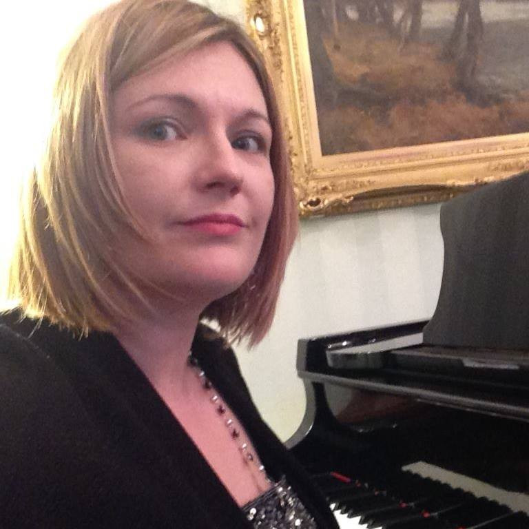 A sneaky selfie before the Lord Mayor's concert in aid of Cancer Research Wales