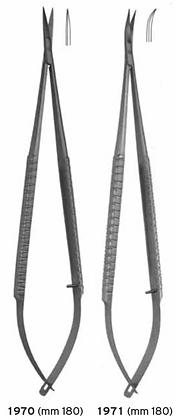 Micro Forbici Titanio