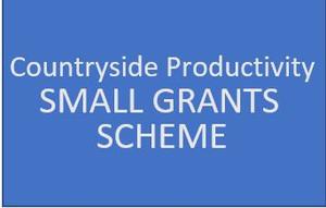 Small Grant Scheme Round 3 Now Open!