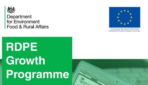 RDPE Growth Programme re-opens for Expressions of Interest