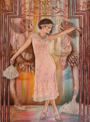 La Mujer Art Deco
