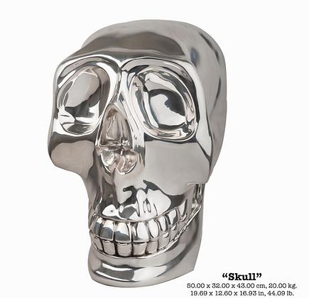 Skull (plateado)