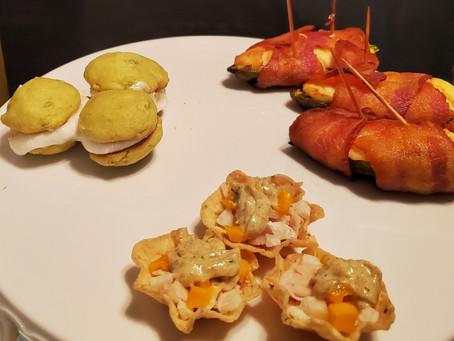 Latinx Tasting: Savory Course