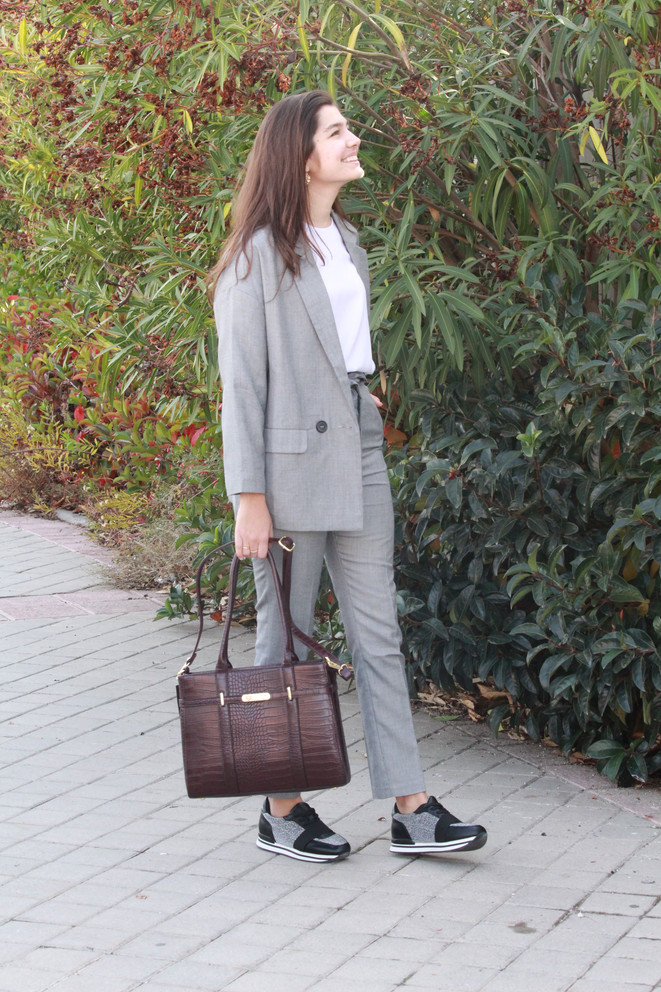 Suit outfit