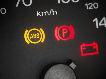 Why Is Your ABS Light On?