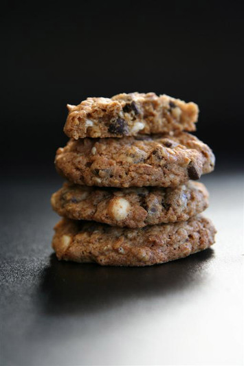 Energy Boosting Superfood Raw Cookies