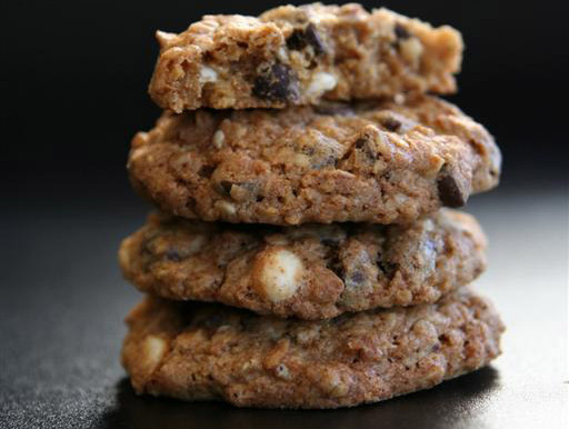 OAT NUT BUTTER SNACK BARS