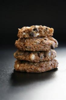 Oatmeal and Flax Cookies