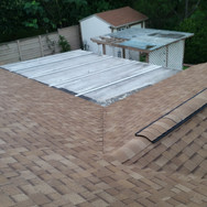 Rear View of the Roof
