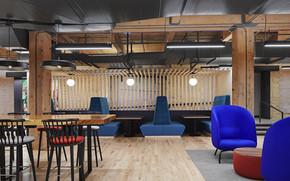 Workplace Lounge