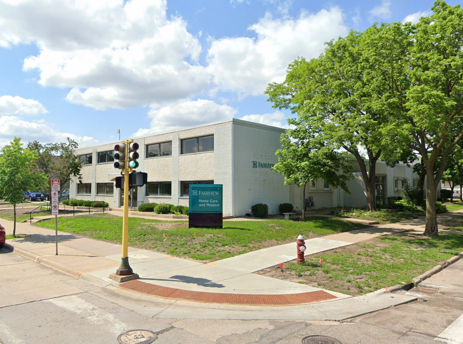 Former Fairview Home Hospice Headquarters