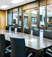 Newly Renovated Conference Rooms
