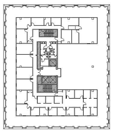 Sixth Floor 27, 583 RSF