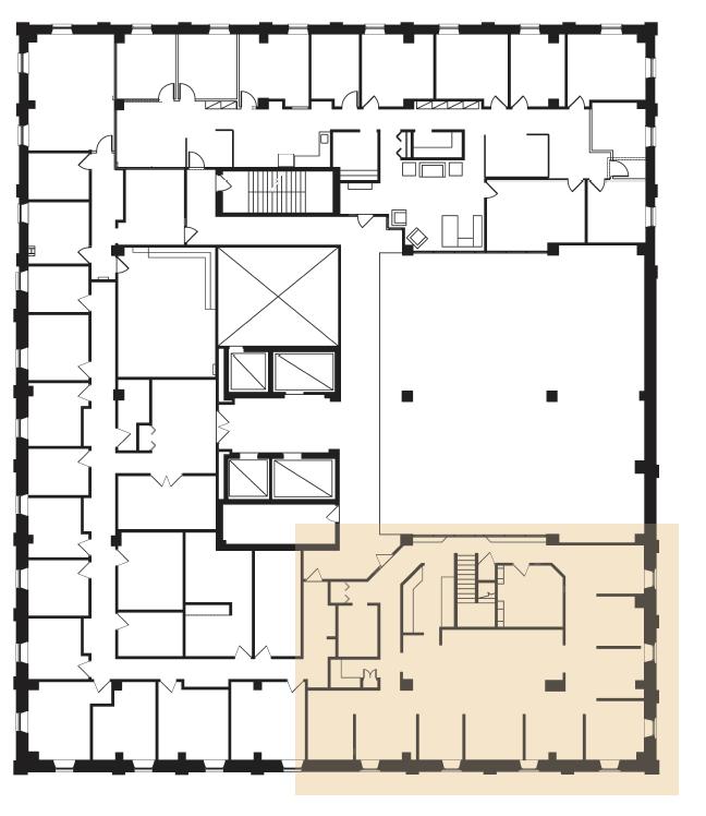 Third Floor 3,092 RSF