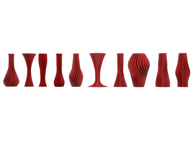 Ekaggrat vases