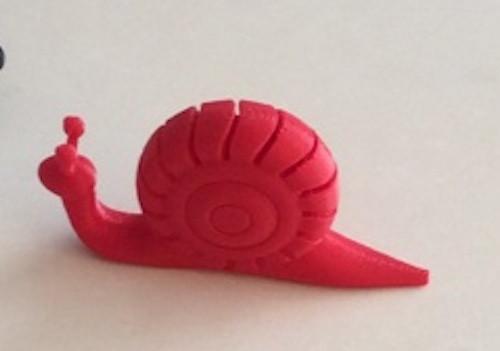 3dprinted-snail