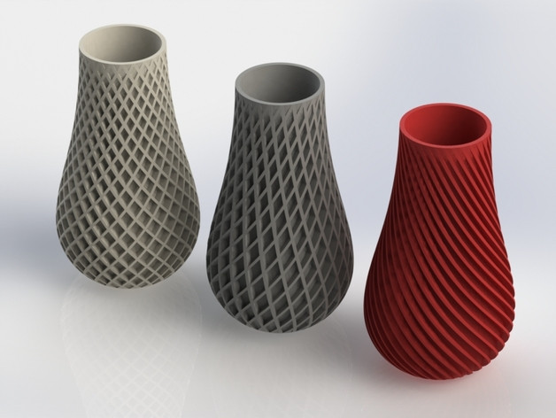 BigBadBison vases