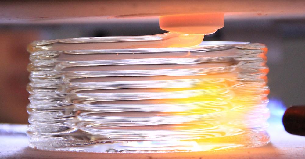 3d pritn glass- MIT Media Lab