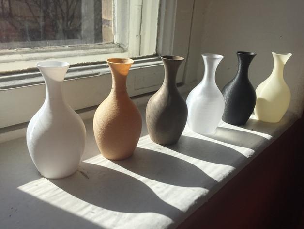 zyyx3dprinter vase