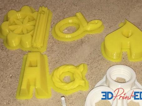 הדפסת תלת מימד בשיעורי אנגלית - לימוד ה-ABC