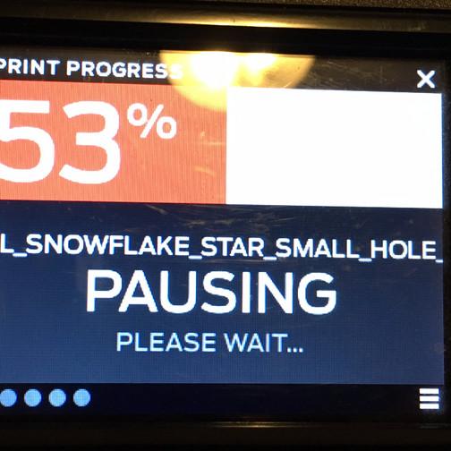 3dprint- pause