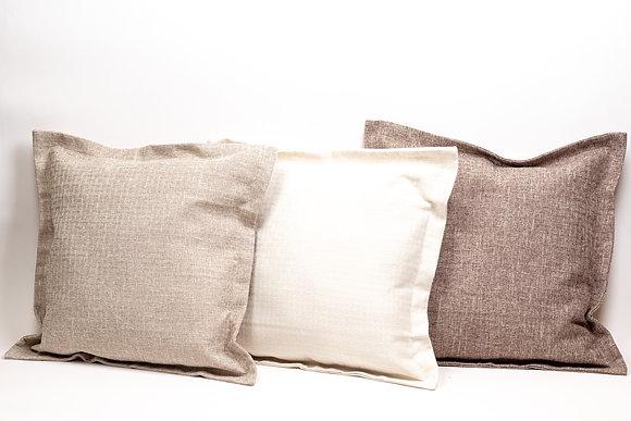 ריהוט הבית אונליין כריות כרית עם שוליים צבעי ניוד