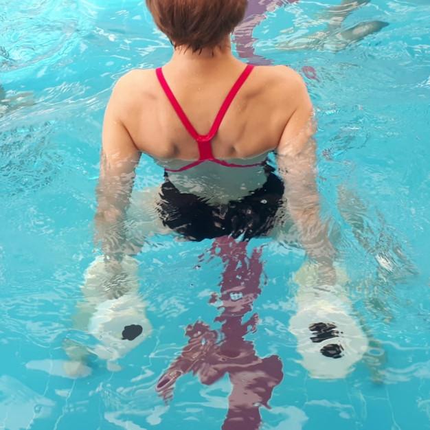 אירובי במים לנשים