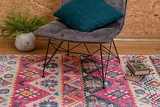 נושא כלים- שטיחים חדר שינה