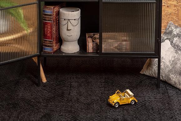 שטיח פארו שחור