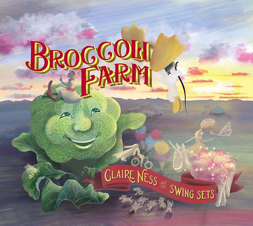 Broccoli Farm Cover Art