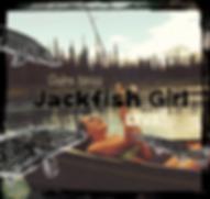 Claire Ness Jackfish Girl Album Cover Art