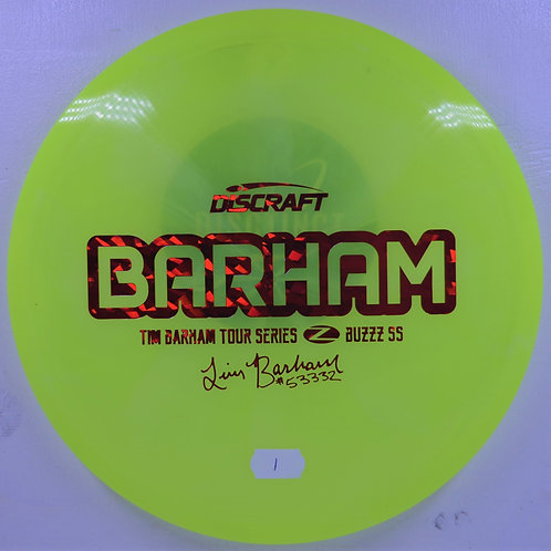 Discraft Buzzz SS Tim Barham Tour Series