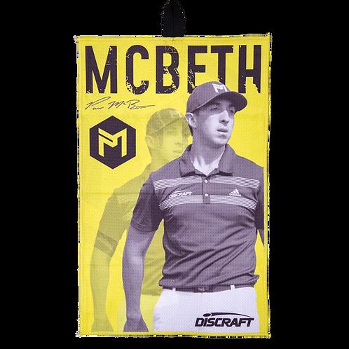 Paul McBeth Handdoek