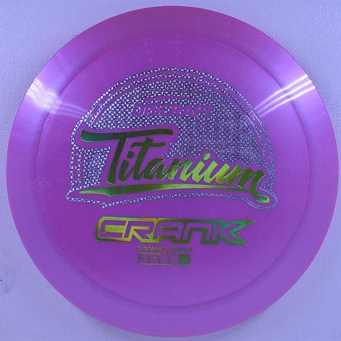 Discraft Crank Titanium