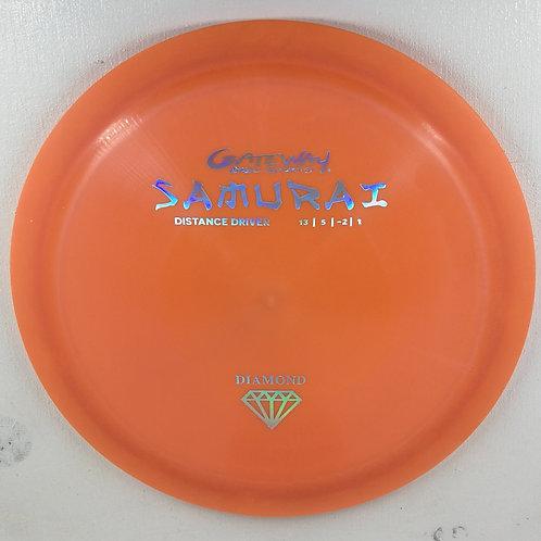 Gateway Samurai Diamond