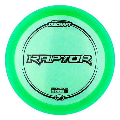 Discraft Raptor Z line