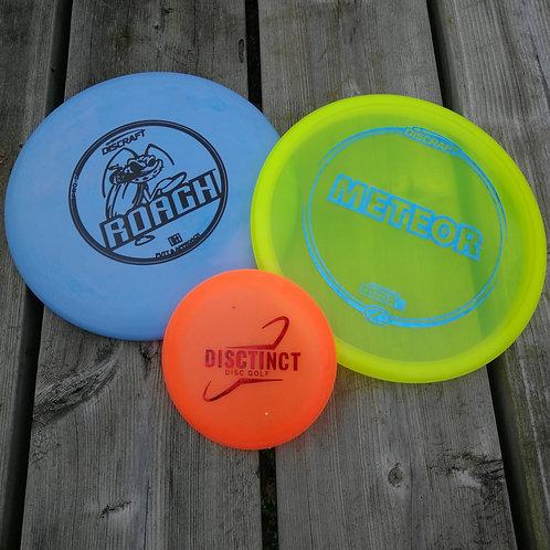 Discraft 2 disc Starter set