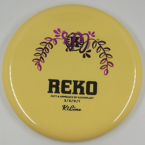 Kastaplast Reko K1 X-OUT