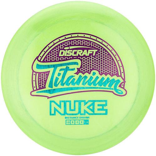 Discraft Nuke Titanium