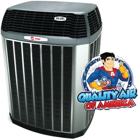 Specializing In Residential And Commercial Air Conditioning Installation Quality Of America Is Dedicated To Keeping Clients Houston Fort Bend