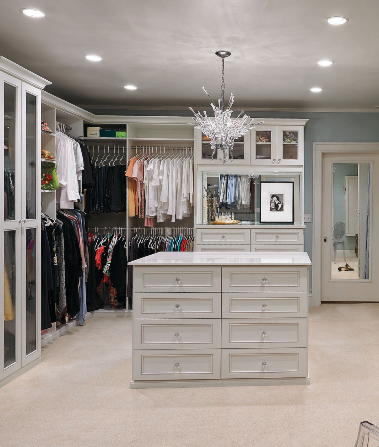 From simple storage solutions to spectacular room improvements closet factory can enhance your closet office