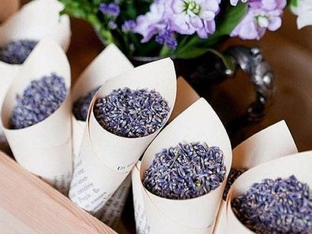 Our Top 5 Eco-Friendly Alternatives to Traditional Wedding Confetti