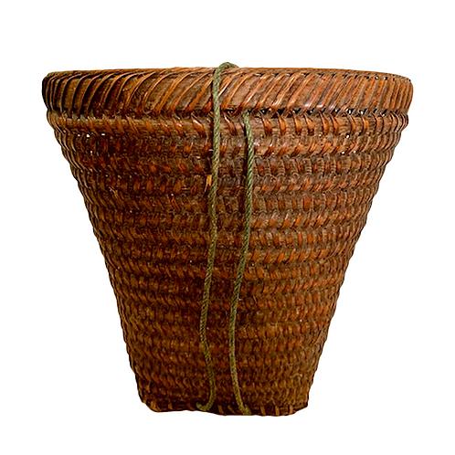 Native American Gathering Basket